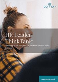 HR Leader think tank White Paper